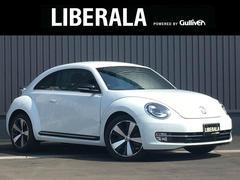 VW ザ・ビートルターボ 純正ナビ プッシュスタート クルコン