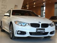 BMW420i xDriveグランクーペ Mスポーツ 赤革