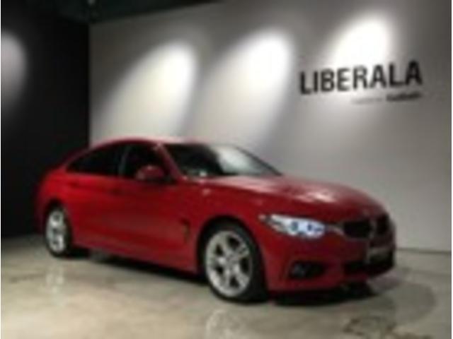 BMW 420i xDriveグランクーペ Mスポーツ フルセグTV