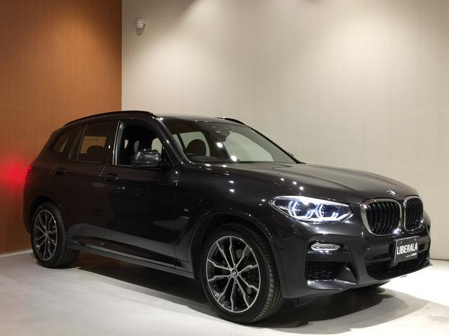 BMW xDrive 20d Mスポーツ ハイラインPKG ACC