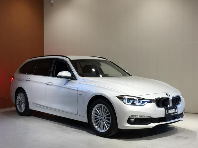 BMW 320i xDriveツーリング ラグジュアリー ACC