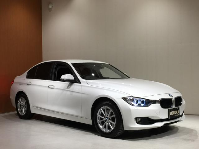 BMW 3シリーズ 320i xDrive クルーズコントロール 前席パワーシート 衝突警告 車線逸脱警告 社外ドラレコ 純正HDDナビ/バックカメラ 純正16インチAW ETC