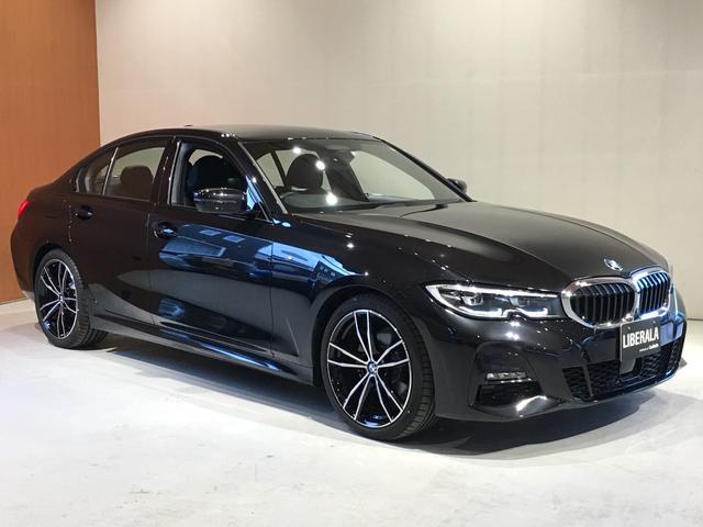 BMW 320d xDrive Mスポーツ デビューPKG コンフォートPKG Pアシスト+ インテリセーフ ACC ブラインドスポット レーンキープ サラウンドビューカメラ 純正HDDナビ(MSV/USB/Bt/AppleCarPlay)