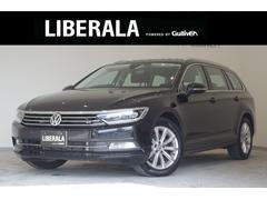 VW パサートヴァリアントTSIコンフォートライン ACC 純正リアモニター