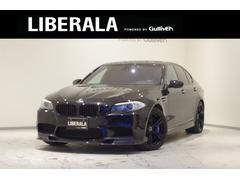 BMWM5 SR イノベーションPKG フルレザーシート ETC