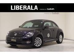 VW ザ・ビートルデザイン 純正ナビ フルセグ バックカメラ ETC