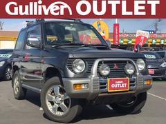 パジェロミニアニバーサリーリミテッド−X 4WD 自店買取車