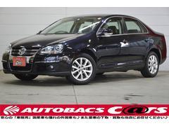 VW ジェッタプライムエディション 黒革 ナビ TV HID 当店買取車両
