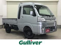 ハイゼットトラックジャンボ 4WDハイルーフ リクライニングシート 作業ライト