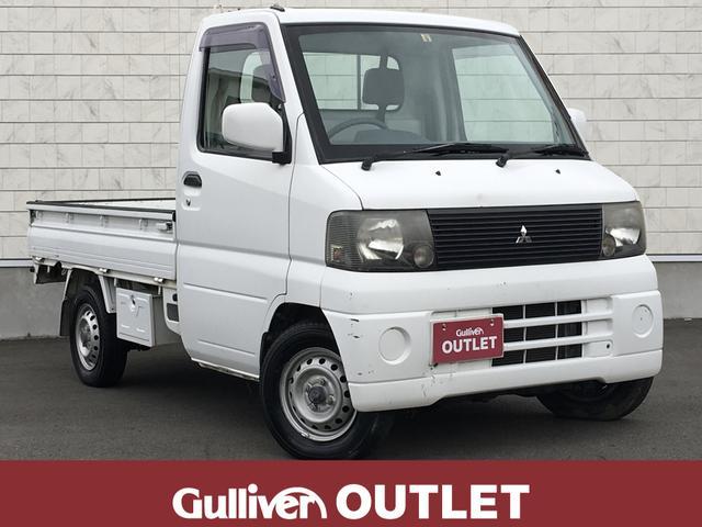 三菱 ミニキャブトラック Vタイプ 4WD 5速マニュアル (なし)