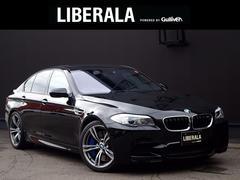BMWM5 サンルーフ ヘッドアップディスプレイ ブラックレザー