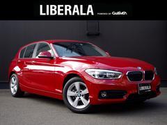 BMW118d スポーツ 登録済未使用車 衝突軽減ブレーキ LKA