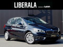BMW218dアクティブツアラー ACC ヘッドアップディスプレイ