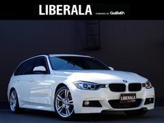 BMW320dTRG Mスポーツ/ACC.純正HDDナビ.Bカメラ