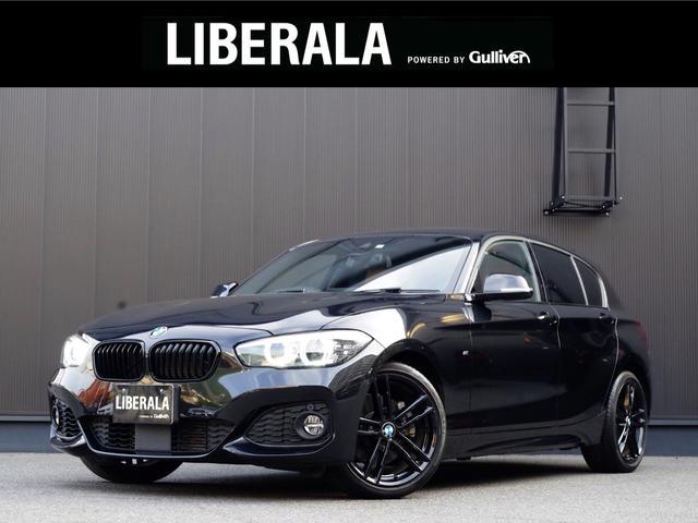 BMW 118i Mスポーツエディションシャドー/1オーナー.ACC