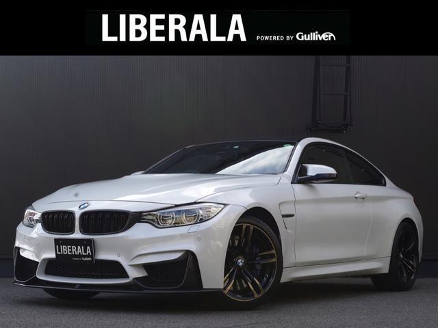 BMW M4 M4クーペ 黒革.HUD.クルコン.19インチAW.フルセグ.純正ナビ.バックカメラ.前席パワーシート.D席メモリ付き.シートヒーター.コーナーセンサー.