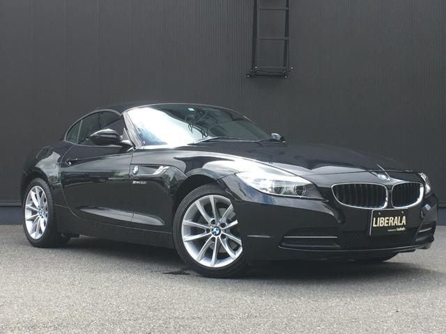 BMW sDrive20i ハイライン 黒革/ヒーター/Pシート コンフォートアクセス パドルシフト 純正17AW HDDナビ/DVD/CD/AUX/USB/BT/TV Bカメラ オートライト HID ドライブレコーダー ミラー内蔵型ETC