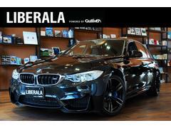 BMWM3 ブラックレザー DCTドライブロジック