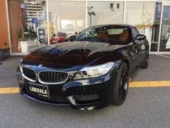 BMW Z4sDrive20i Mスポーツ 茶革シート