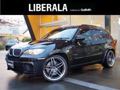 BMW X5 Mシュニッツァー22AW Supersprintマフラー