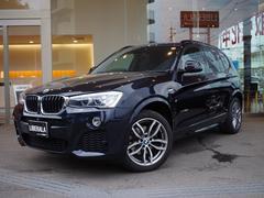 BMW X3Mスポーツ ACC HDDナビ フルセグTV