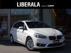 BMWラグジュアリー レーンキープ インテリジェントS