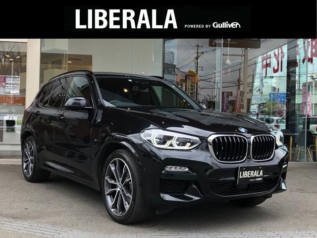 BMW xDrive 20d Mスポーツ ワンオーナー ハイラインPKG 純正ナビ 360°カメラ ACC HUD インテリジェントセーフティ パワーシート 黒革シート シートヒーター フルセグTV パワートランク 純正20インチAW