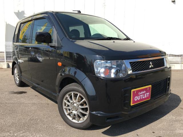 三菱 X 4WD CD MD 冬タイヤ積込 シートヒーター HID
