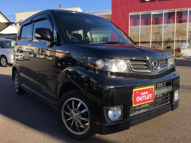 ホンダ 4WD 社外ナビ ワンセグ エンスタ ETC