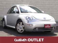 VW ニュービートルベースグレード 本革シート サンルーフ オーディオ ETC