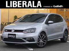 VW ポロGTIワンオーナー ナビ Bカメ ETC パドルシフト LED