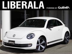 VW ザ・ビートルターボ ナビ Bカメ クルコン パドルシフト ETC