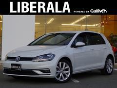 VW ゴルフTSIハイライン ワンオーナー/ACC/テクノロジーPKG