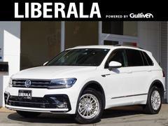 VW ティグアンTDI 4モーション Rライン 新車保証延長済み エンスタ