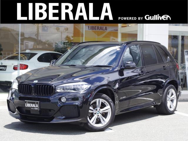 X5(BMW) xDrive 35d Mスポーツ 中古車画像