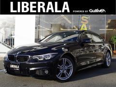 BMW420iグランクーペMスポーツ ACC サマータイヤ有