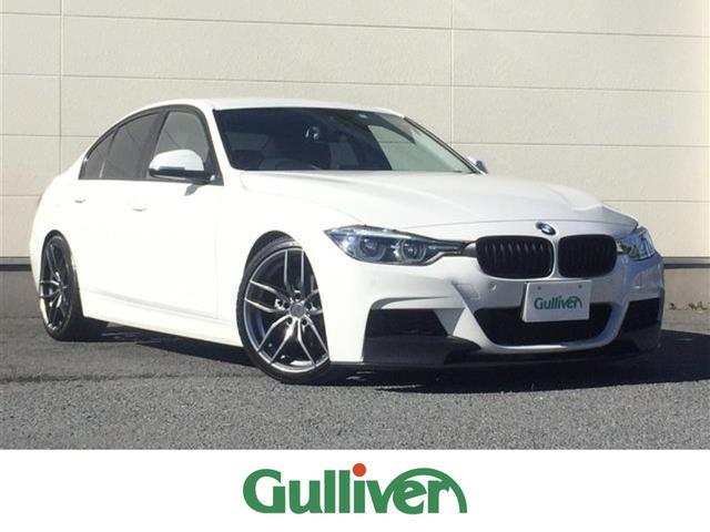 BMW 318i LCI後期 Mスポ/performanceエアロ