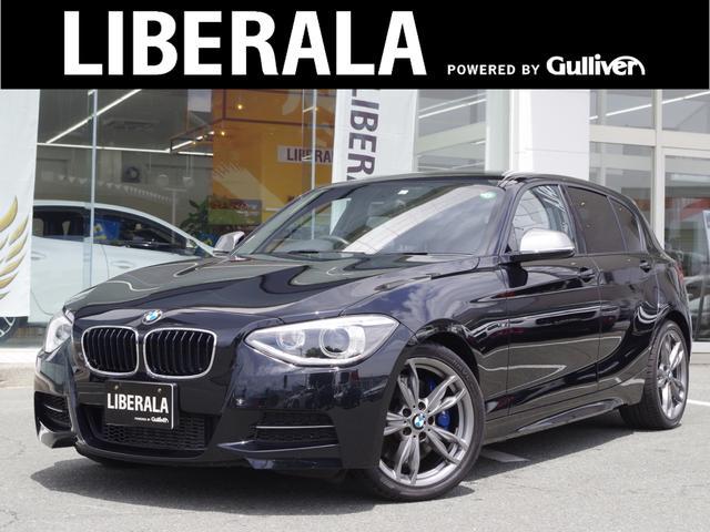 BMW 1シリーズ M135i 純正ナビ バックカメラ レザーシート パワーシート シートヒーター クルーズコントロール 純正18インチAW HIDヘッドライト PDC