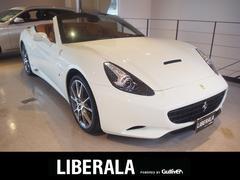 フェラーリ カリフォルニア30正規D車 ハンドリングスペチアーレ カーボンLEDステア
