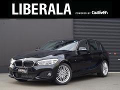 BMW118i Mスポーツ 登録済未使用車 純ナビ インテリセーフ