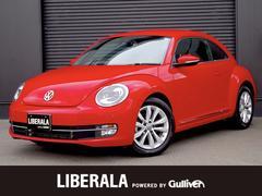 VW ザ・ビートルデザインレザーパッケージ 純ナビTV Bカメラ スマートキー
