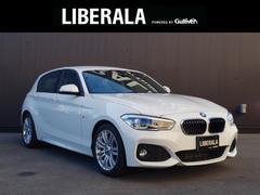 BMW118d Mスポーツ インテリセーフ パーキングアシスト