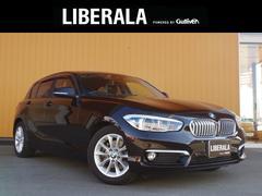 BMW118i スタイル 白コンビレザー HDDナビ Bカメラ