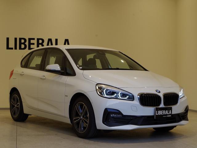 BMW 218iアクティブツアラー スポーツ