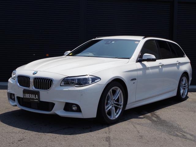 BMW 5シリーズ 523dツーリング Mスポーツ (なし)