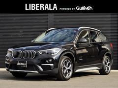 BMW X1xDrive 18d xライン インテリセーフ 純正ナビ