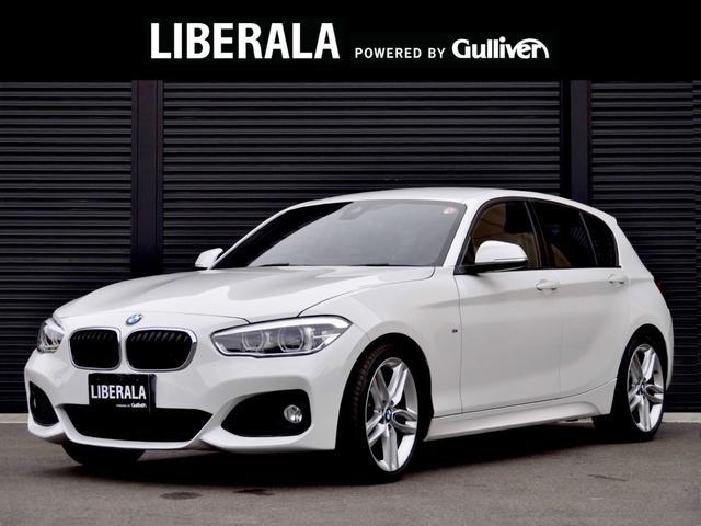 BMW 118i Mスポーツ iDriveナビ Bカメラ LED