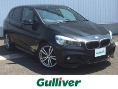 BMW218iアクティブツアラー Mスポ 1オーナー  ナビTV