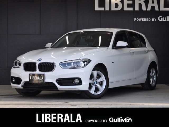 BMW 118i スポーツ インテリジェントSF ナビ Bカメラ