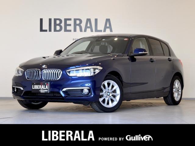 BMW 118d スタイル iDriveナビ インテリジェントSF